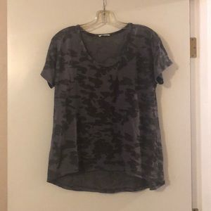 Cute grey camo shirt